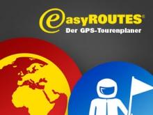 easyROUTES Tourenplaner